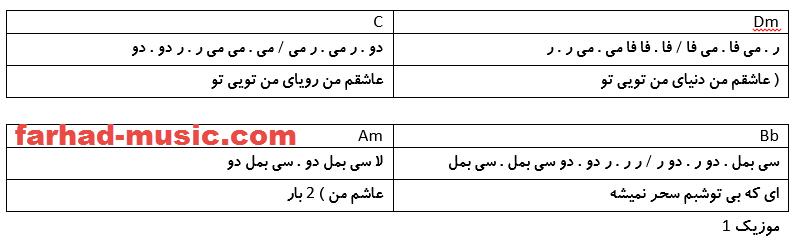 نت فارسی عاشقم من