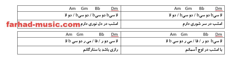 نت فارسی غوغای ستارگان