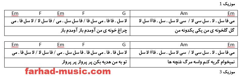 نت فارسی گلخونه عارف